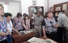 В Шукщинской библиотеке